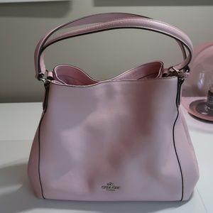 Coach Shoulder Bag light pink
